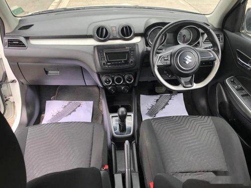 2018 Maruti Suzuki Swift AMT ZXI AT for sale in Mumbai
