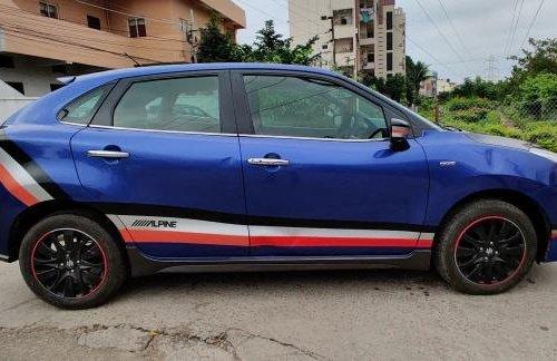 2017 Maruti Suzuki Baleno Alpha MT for sale in Hyderabad