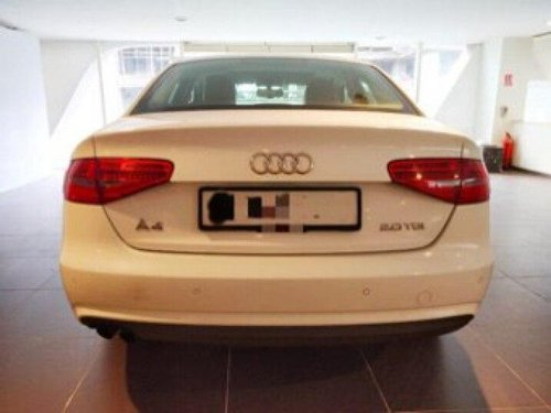 Used Audi A4 2.0 TDI 2012 AT for sale in Pune