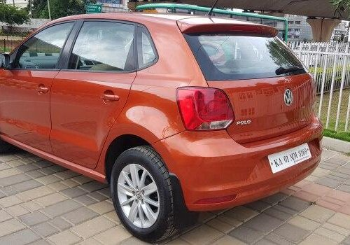 2015 Volkswagen Polo 1.5 TDI Highline MT for sale in Bangalore