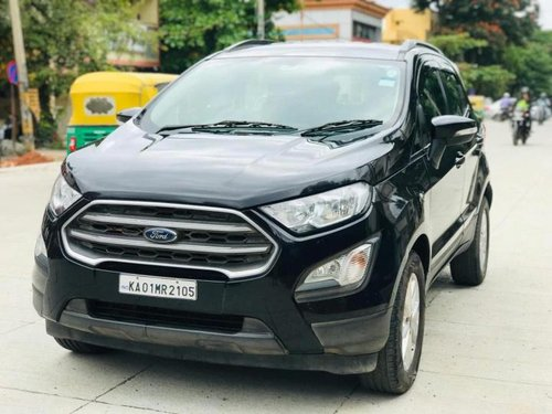 Used 2018 Ford EcoSport 1.5 Diesel Trend MT for sale in Bangalore