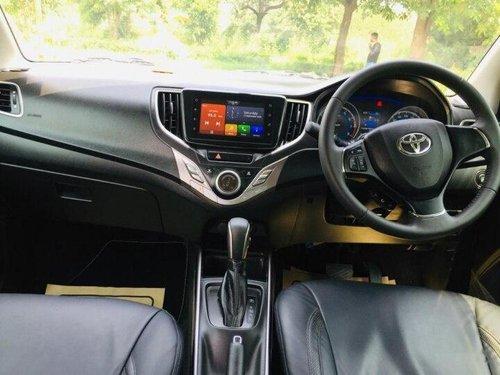 2020 Toyota Glanza AT for sale in New Delhi