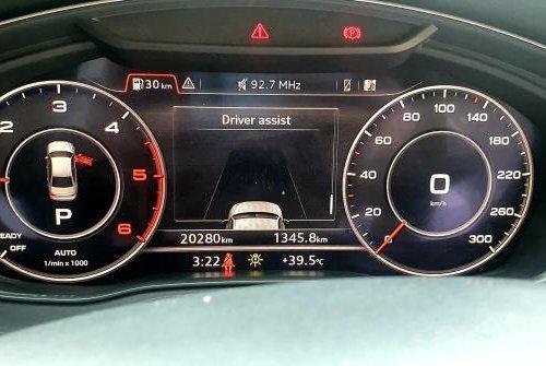 2018 Audi A4 35 TDI Technology Edition AT in New Delhi