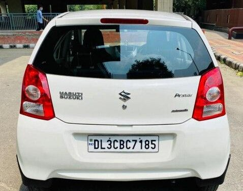 2012 Maruti Suzuki A Star MT for sale in New Delhi