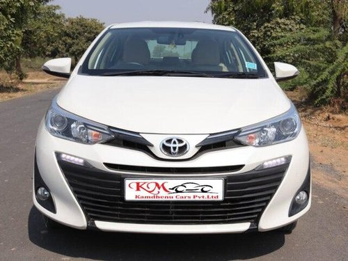 Used 2019 Toyota Yaris VX MT for sale in Ahmedabad