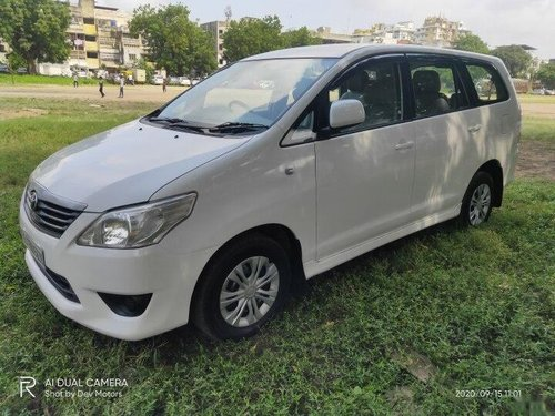 Used 2012 Toyota Innova 2004-2011 MT for sale in Ahmedabad