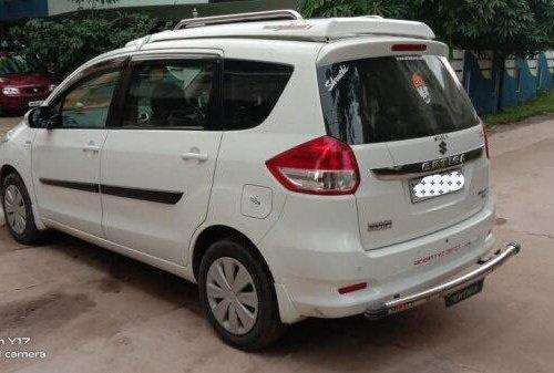 Maruti Suzuki Ertiga VDI 2017 MT for sale in Hyderabad