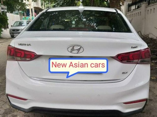 2017 Hyundai Verna 1.6 CRDi AT SX for sale in Bangalore