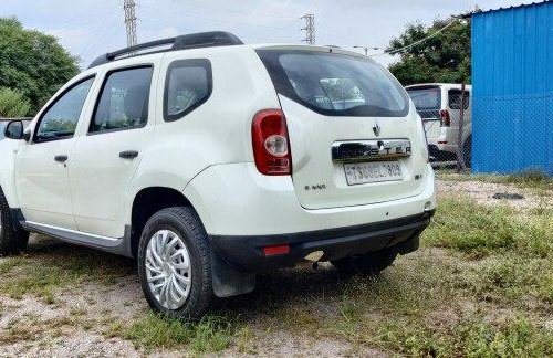 Used 2015 Renault Duster 110PS Diesel RxL MT for sale in Hyderabad