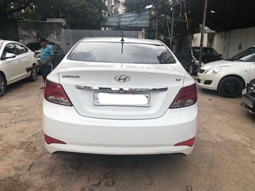 2015 Hyundai Verna 1.6 CRDi SX MT for sale in Kolkata