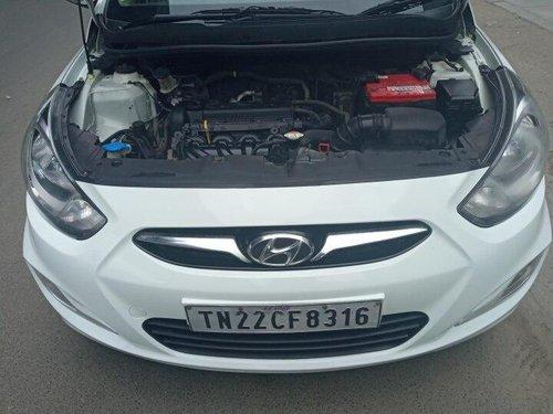 2012 Hyundai Verna 1.6 SX VTVT AT in Chennai