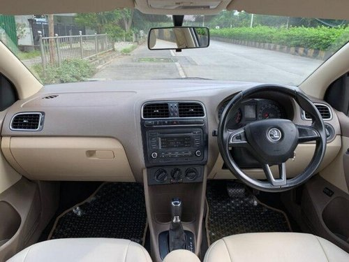 2015 Skoda Rapid 1.6 TDI Ambition Plus MT for sale in Mumbai