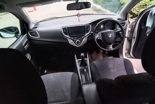 Used Maruti Suzuki Baleno Alpha 2016 MT for sale in Pune