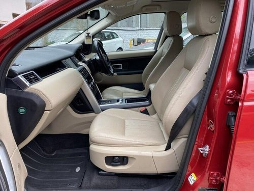 2017 Land Rover Discovery Sport TD4 HSE 7S AT in Pune