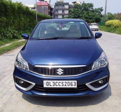 Used 2020 Maruti Suzuki Ciaz Delta MT for sale in New Delhi