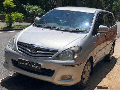 2010 Toyota Innova 2004-2011 MT for sale in Bangalore