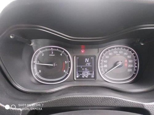 2019 Maruti Suzuki Vitara Brezza ZDi Plus AMT Dual Tone in Thane