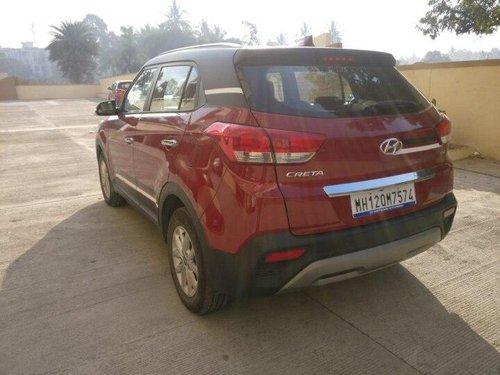Hyundai Creta 1.6 CRDi SX Plus 2018 MT for sale in Pune