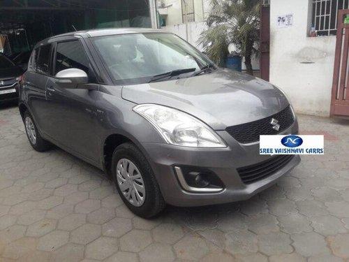 Used 2015 Maruti Suzuki Swift VXI MT for sale in Coimbatore