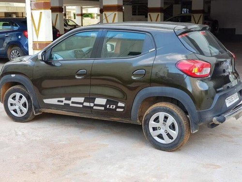 Used Renault Kwid RXT 2018 AT for sale in Hyderabad
