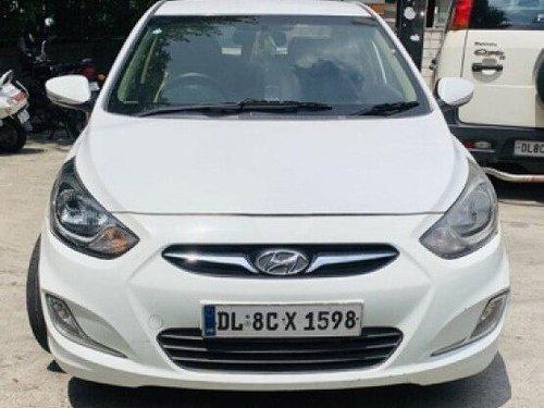 2011 Hyundai Verna 1.6 SX MT for sale in New Delhi