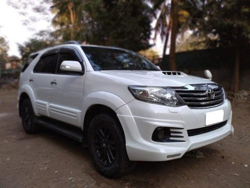 Toyota Fortuner 4x2 Manual 2012 MT for sale in Mumbai