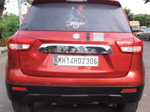 Used 2018 Maruti Suzuki Vitara Brezza AT for sale in Pune