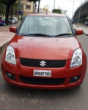 2009 Maruti Swift Vdi BSIII MT for sale in Hyderabad-13