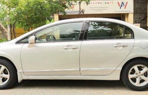 2012 Honda Civic 1.8 V MT Sunroof for sale in Bangalore