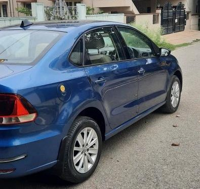 Used 2017 Volkswagen Vento TSI AT for sale in Bangalore