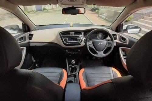 Hyundai Elite i20 1.4 Sportz 2015 MT for sale in Pune