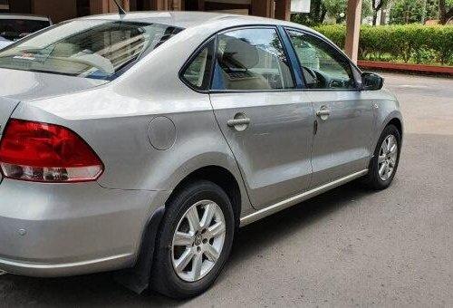 Volkswagen Vento Diesel Highline 2011 MT for sale in Pune