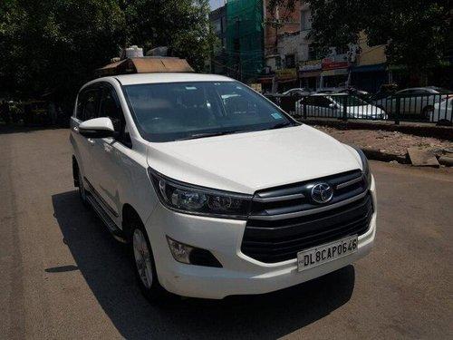 2016 Toyota Innova Crysta 2.4 GX MT for sale in New Delhi
