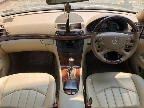 Mercedes-Benz E-Class 220 CDI 2008 AT for sale in Pune