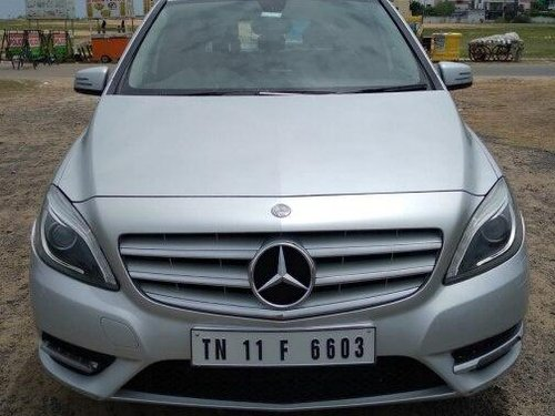 Mercedes Benz B Class B180 2013 AT for sale in Chennai