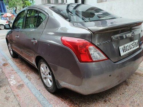 Used Nissan Sunny XV D 2013 MT for sale in Kolkata