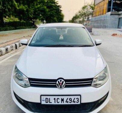 Used 2011 Volkswagen Polo Diesel Highline 1.2L MT in New Delhi