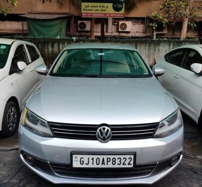 Used 2011 Volkswagen Jetta 2007-2011 1.9 Highline TDI AT in Ahmedabad