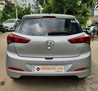 2016 Hyundai Elite i20 1.2 Asta Option MT in Bangalore