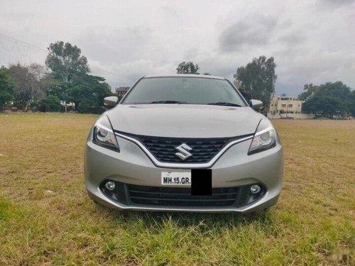 2018 Maruti Suzuki Baleno Alpha Diesel MT in Nashik