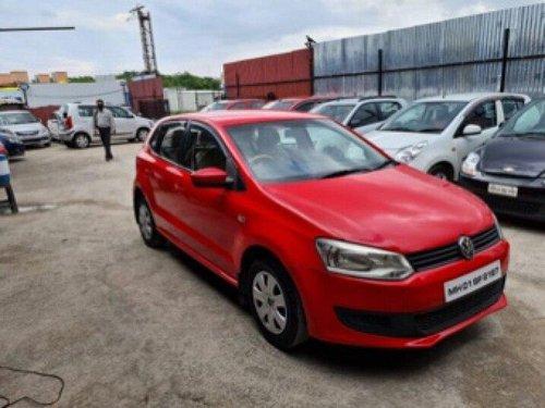 Volkswagen Polo Diesel Comfortline 1.2L 2012 MT for sale in Pune