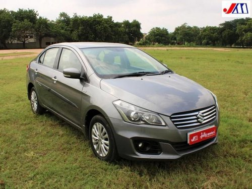 2015 Maruti Suzuki Ciaz AT for sale in Ahmedabad-13