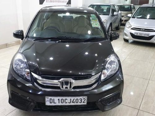 Honda Amaze S Plus i-VTEC 2017 MT for sale in New Delhi