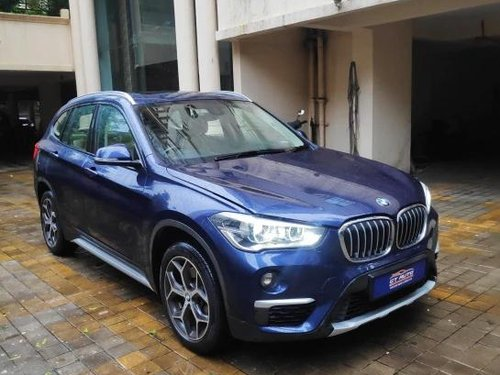 2018 BMW X1 sDrive20d AT for sale in Thane