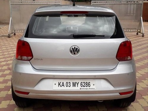2016 Volkswagen Polo 1.0 MPI Highline Plus MT in Bangalore