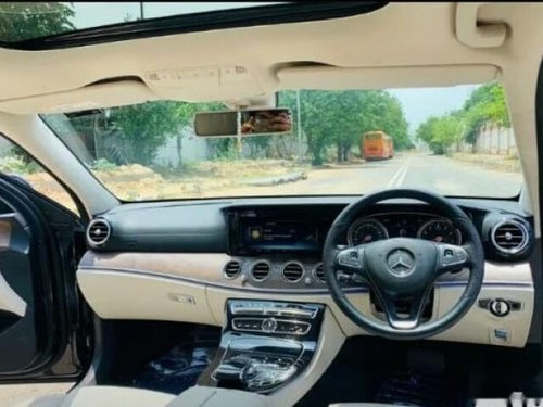2018 Mercedes Benz E Class E 200 AT in New Delhi