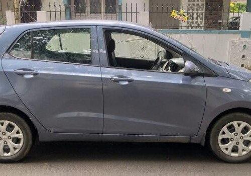 Used Hyundai i10 Magna 2015 MT for sale in Chennai