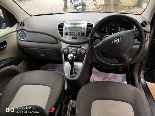 Used 2013 Hyundai i10 Sportz 1.2 AT for sale in Bangalore-1