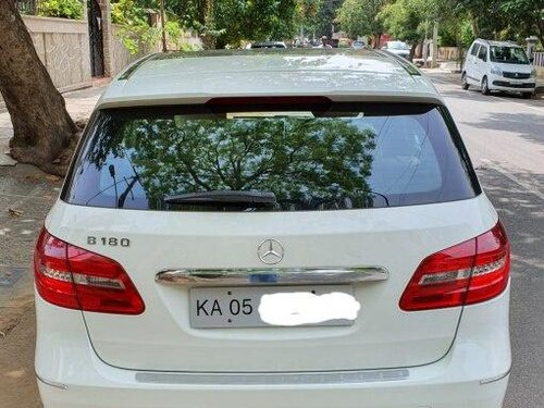 2013 Mercedes-Benz B-Class B180 Sport AT in Bangalore