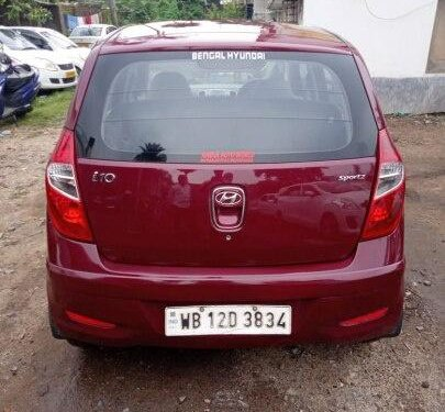 Hyundai i10 Sportz 2015 MT for sale in Kolkata